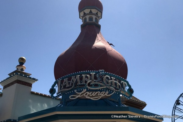 Check Out the Menu for New Brunch at Pixar Pier's Lamplight Lounge in Disney California Adventure