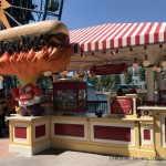Review! Angry Dogs at Pixar Pier in Disney California Adventure