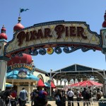 We're LIVE at Disneyland's NEW PIXAR PIER All Weekend!!!