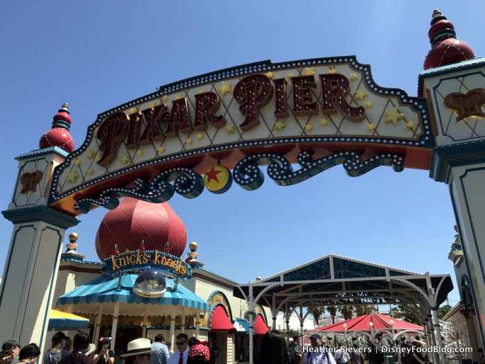 Pixar Pier!
