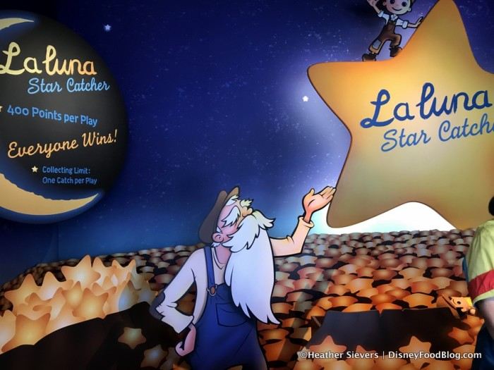 La Luna Star Catcher