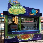 Review! Señor Buzz Churros on Pixar Pier in Disney California Adventure