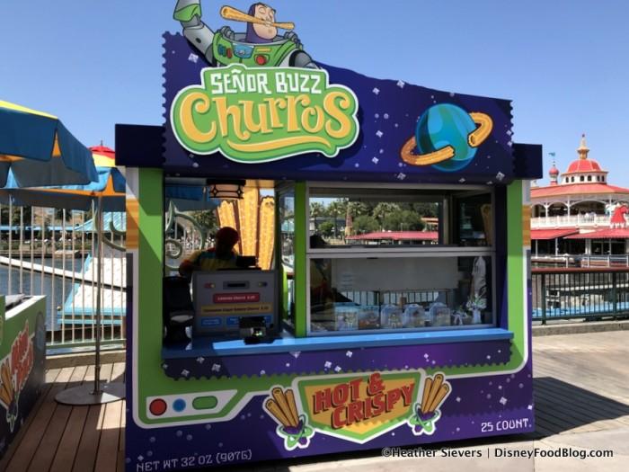 Señor Buzz Churros