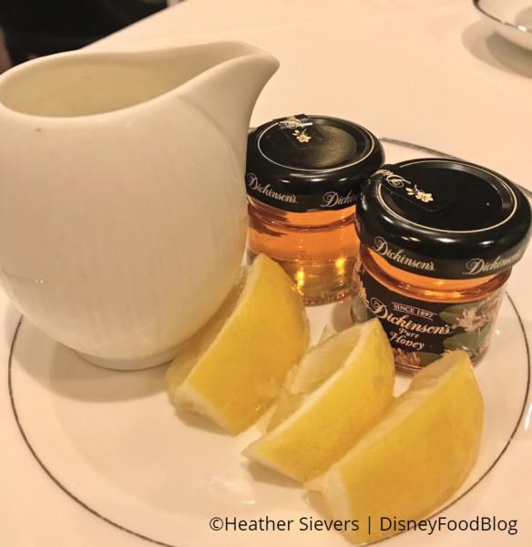 Tea Accompaniments
