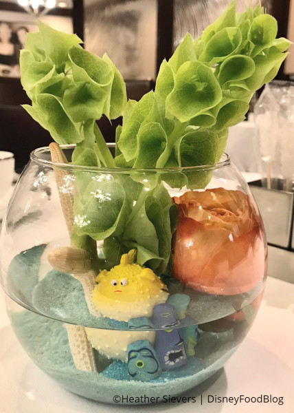 Pixar Fest Afternoon Tea Centerpiece