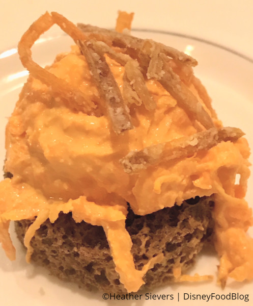 Zesty Carrot Cream Cheese