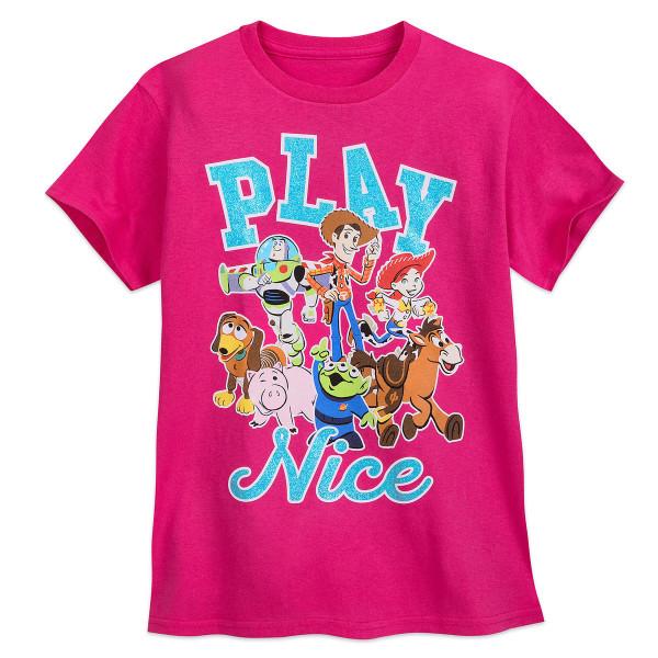 Toy Story Play Nice Kids Tee ©Disney