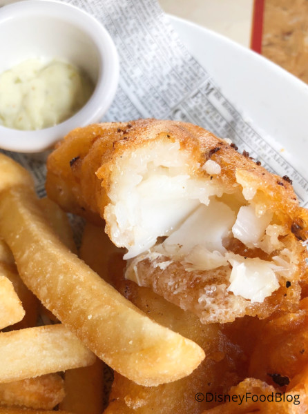 Rose & Crown Fish & Chips Interior