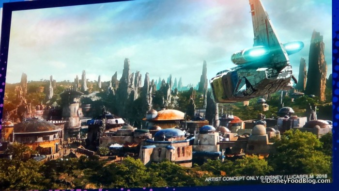 Star Wars: Galaxy's Edge Concept Art