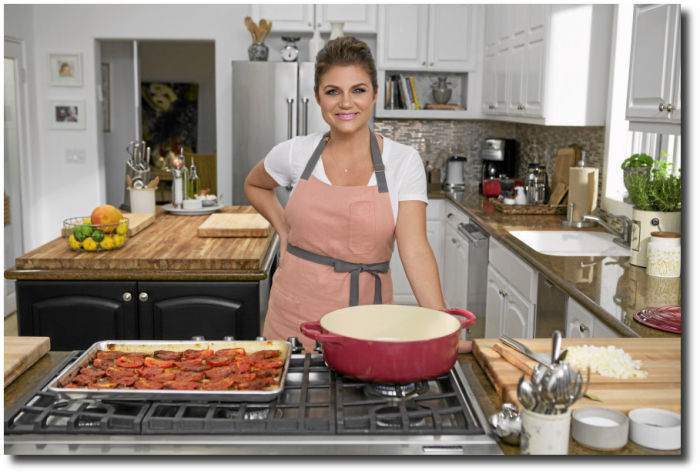 Tiffani Thiessen is a new celebrity guest at the festival this year
