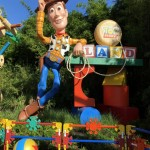 We're LIVE at TOY STORY LAND in Disney World's Hollywood Studios!!!