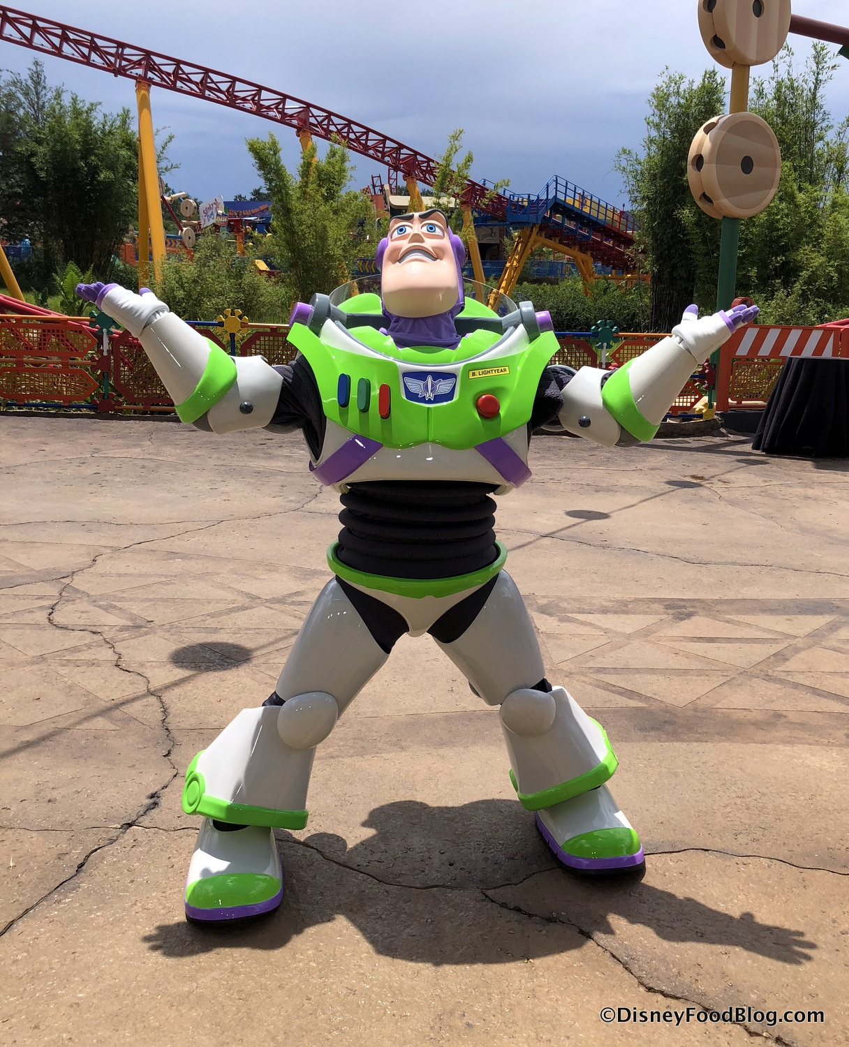 World Of Buzz: Toy Story Land In Disney World's Hollywood Studios