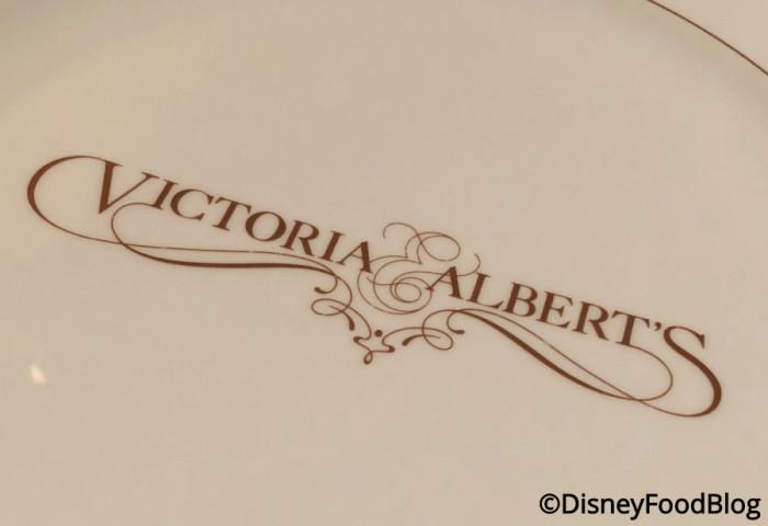 Victoria & Albert's Monogrammed Plates