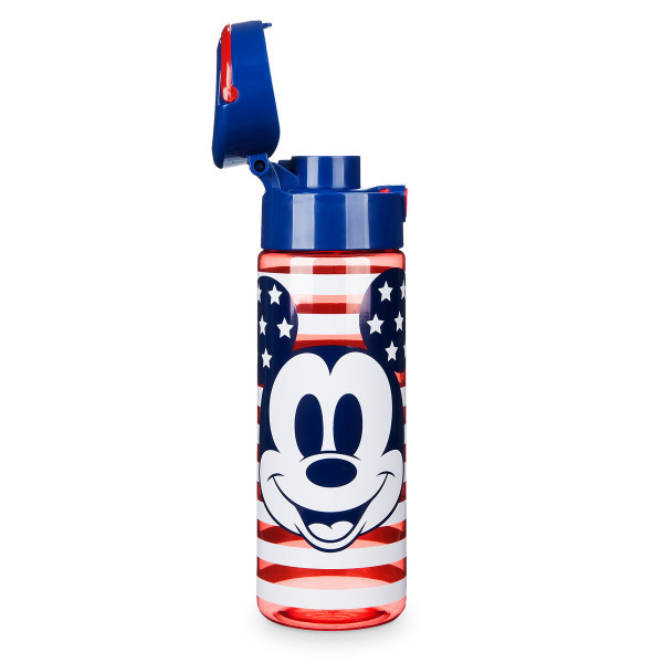 Mickey Mouse Americana Water Bottle ©Disney