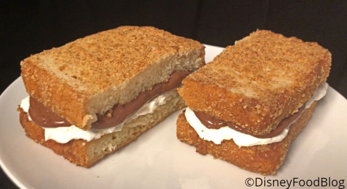 S'mores Breakfast Sandwich