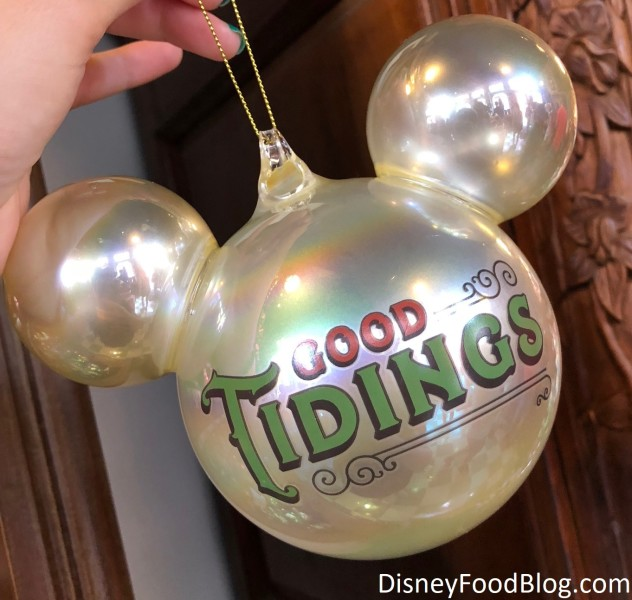 Good Tidings Ornament