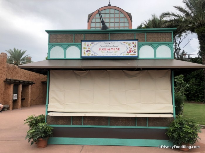 2018 Epcot Food and Wine Festival: Belgium Booth