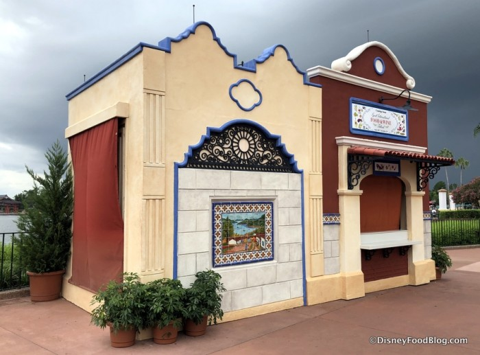2018 Epcot Food and Wine Festival: Mexico Booth