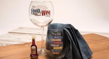 2018 Epcot Food and Wine Festival Merchandise ©Disney