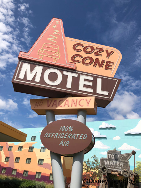 Get cozy at the Cone!