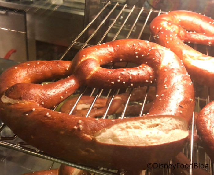Authentic German Style Hand Twisted Pretzel