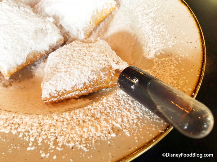 Baton Rouge Beignets with Kahlua
