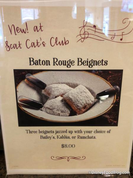 Baton Rouge Beignets