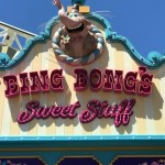 REVIEW! Bing Bong's Sweet Stuff Confectionery at Pixar Pier in Disney California Adventure!