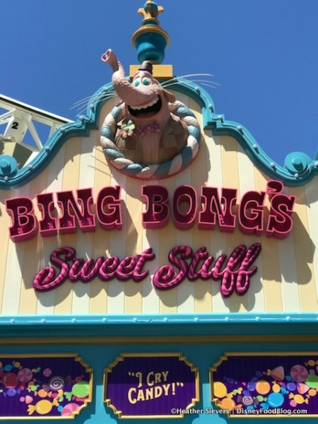 Review bing bongs sweet stuff confectionery at pixar pier in bing bongs sweet stuff fandeluxe Choice Image