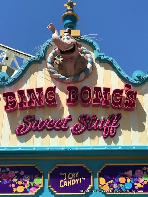 Bing Bong's Sweet Stuff Confectionery