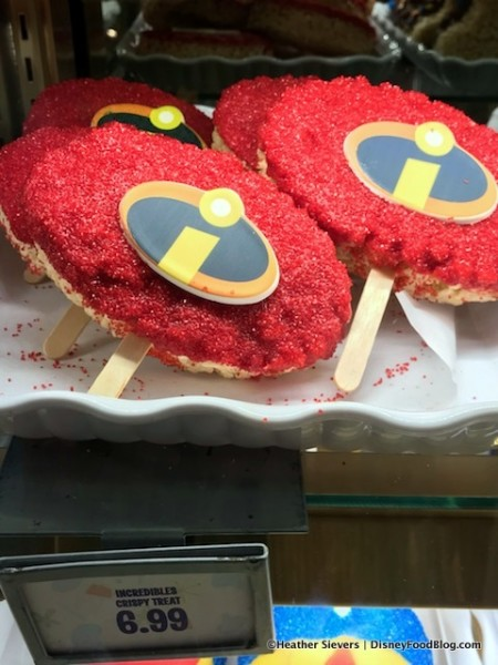 Incredibles Krispy Treat