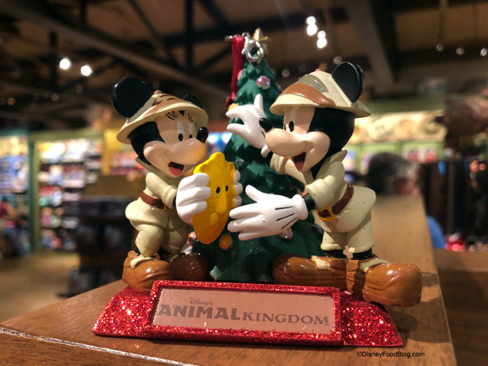 Animal Kingdom Ornament