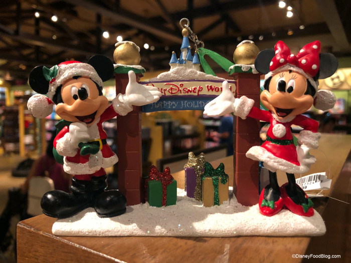 Disney World Ornament