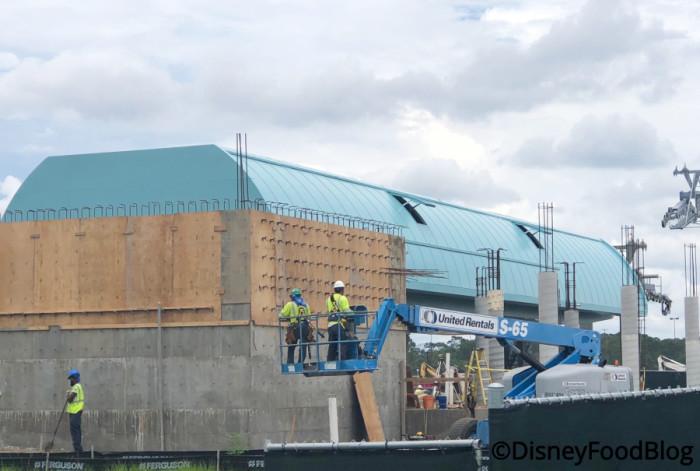 Studios Skyline Construction