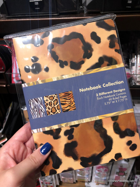 Animal Kingdom Notebooks