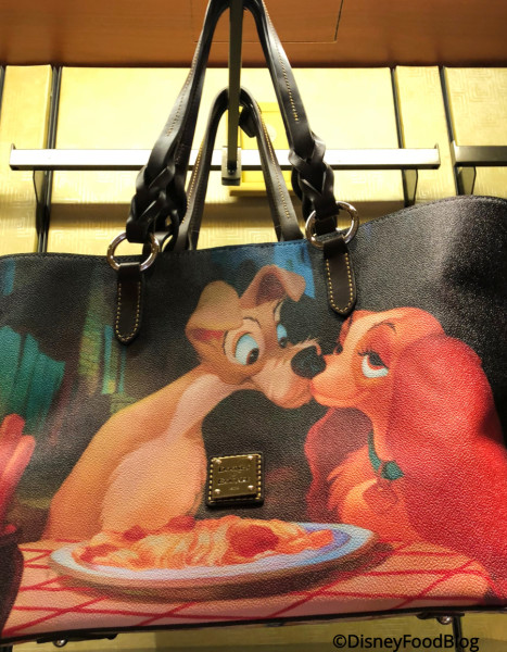 Lady and the Tramp Bag