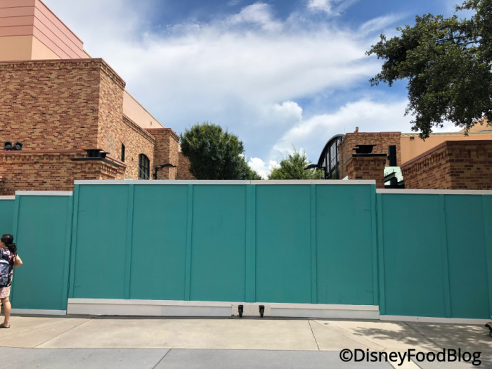Pixar Place Closures