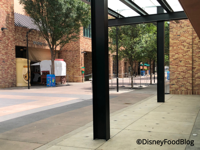 Pixar Place Closures