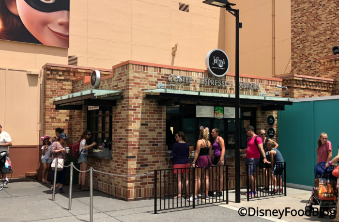 Joffrey's in Pixar Place