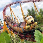 Take a Virtual DASH on Toy Story Land's Slinky Dog Dash in Disney's Hollywood Studios!