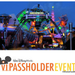 Registration Open for Disney World Annual Passholders for V.I.Passholder Nights