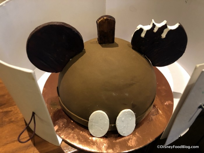 Mickey Ice Cream Sandwich Dome Cake at Amorettes Patisserie
