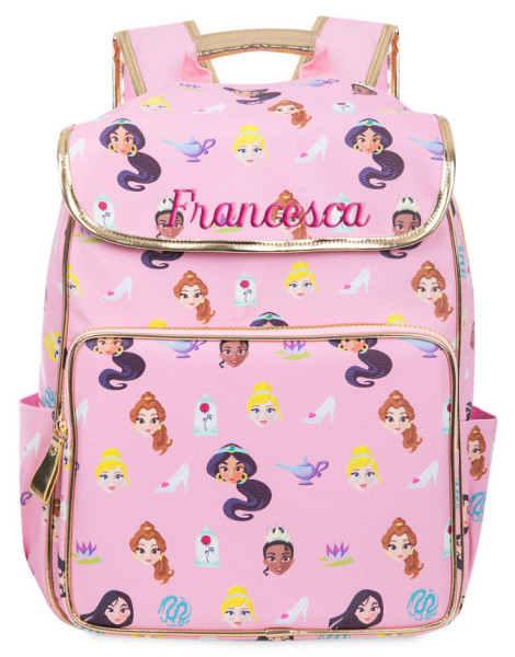 Personalizable Princess Backpack