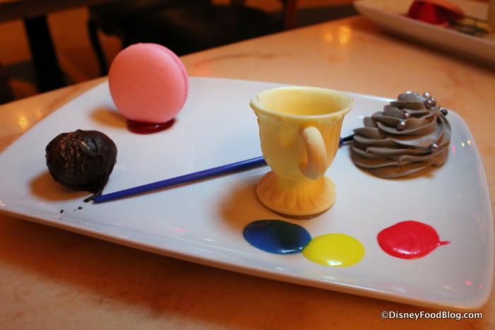 Kids' Dessert Trio
