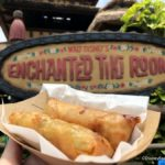 New Bacon Mac and Cheese Spring Rolls in Magic Kingdom's Adventureland Are Selling Out Fast!