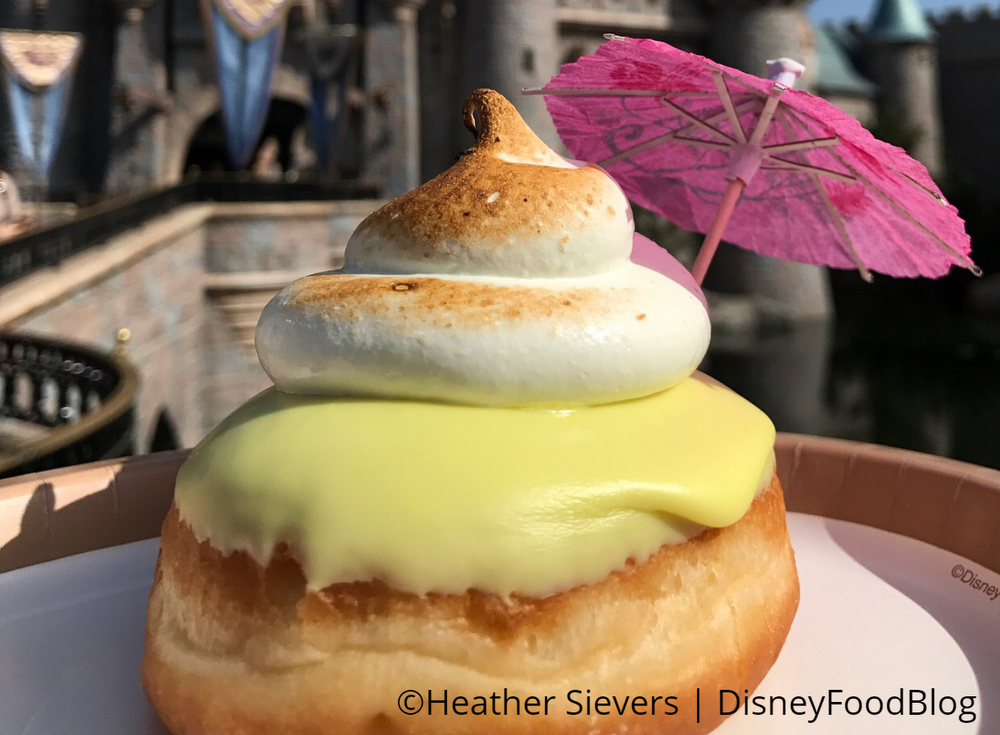 Will You Fall for the Avalanche Donut at Disneyland's Donut