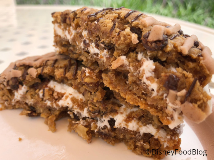 Oatmeal Cookie Sandwich
