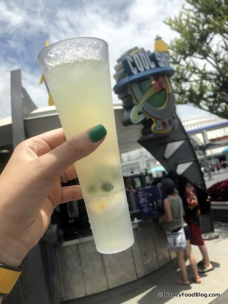 Dash's Super Lemonade