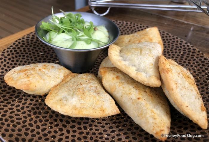 Shrunken Satipo's Empanadas