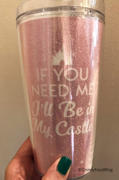 If You Need Me I'll Be in My Castle Tumbler